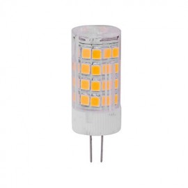 G4 6W 51x2835SMD 540LM 2800-3200K/6000-6500K Warm White /Cool White Light LED Bi-pin Lights (AC 220-240V)