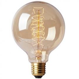 Ecolite TM E27 40W 3700K Warm White Loft Retro Industry Incandescent Bulb Edison Bulb(AC220~265V