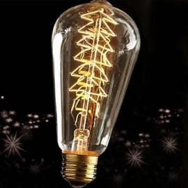 60W E27 Retro Industry Incandescent Bulb Edison Style