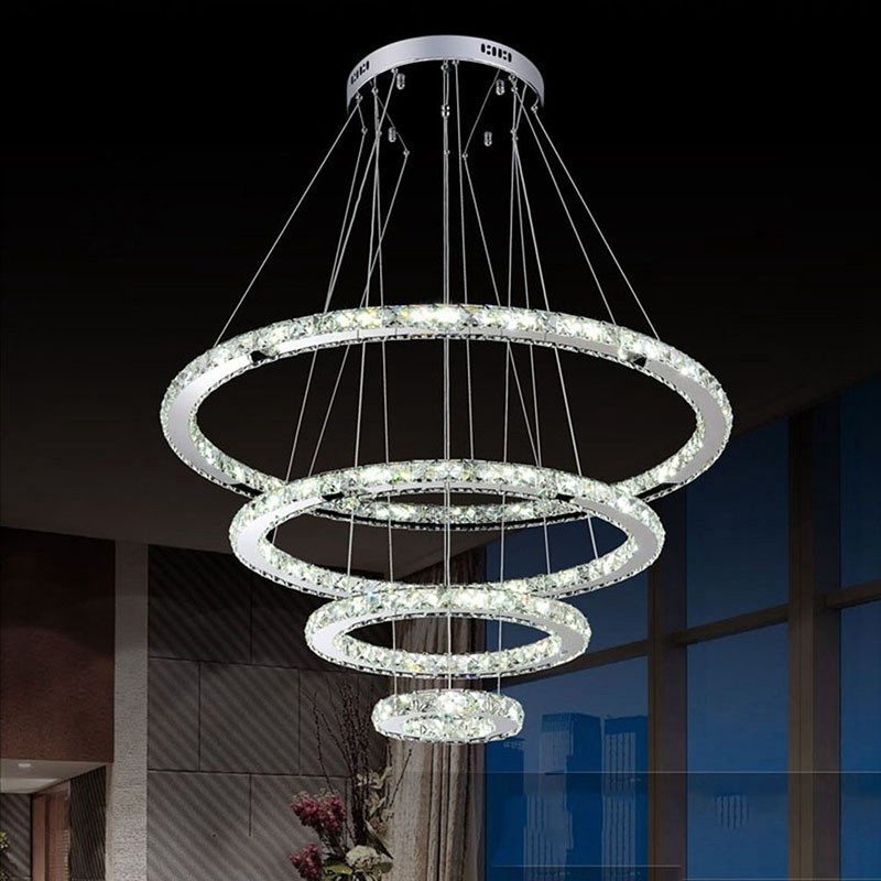 Tips to Buy LED Crystal Chandeliers