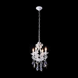 Modern/Contemporary Traditional/Classic Country Others Feature for Crystal Mini Style Designers MetalLiving Room 40-60 Chandelier