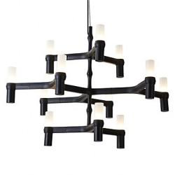 Personalized Adjustable Direction Art Chandelier Bedroom Living Room Lamp Bar Chandelier l