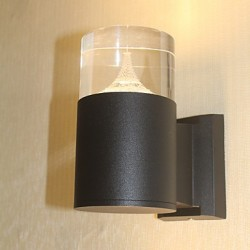 10 LED Integrated Simple LED Feature for LED,Ambient Light Wall Sconces Wall Light