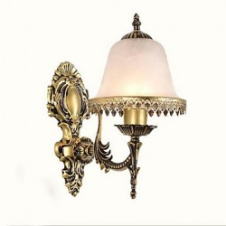 E27 Vintage Electroplated Feature Downlight Wall Sconces Wall Light