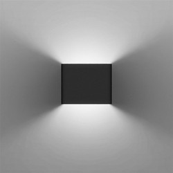 Modern 3W LED Wall Sconce Light Fixture Indoor Hallway Up Down Wall Lamp