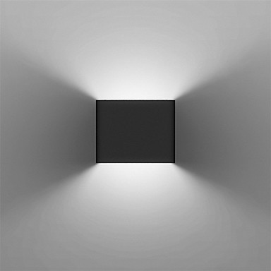 Modern 3w Led Wall Sconce Light Fixture Indoor Hallway Up Down Lamp