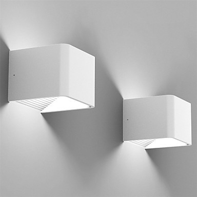 Modern 3W LED Wall Sconce Light Fixture Indoor Hallway Up Down Wall ...