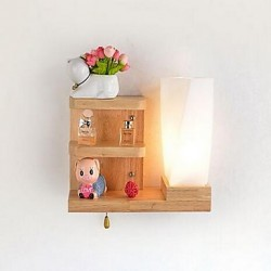 LED Integrated Modern/Contemporary Others Feature Uplight Wall Sconces Wall Light