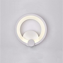 AC12 LED Integrated LED Novelty Feature for Multi-shade Mini Style Bulb IncludedAmbient Light Wall Sconces Wall Light Lamp
