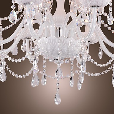 Max 40W Modern / Contemporary Electroplated Chandeliers Living Room / Dining Room / Kitchen