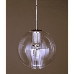 35W Modern/Contemporary / Traditional/Classic Chrome Metal Pendant LightsLiving Room / Bedroom / Dining Room / Study Room/Office / Kids