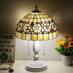 Ou Shells Bedroom Lamp Mediterranean Creative Study Warm Bar Decoration Lamp