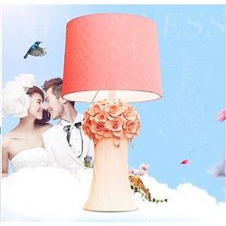 Korean Wedding Wedding Princess Ceramic lamp B