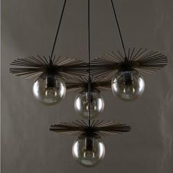 Art glass Ball Personality Round Beanstalk Chandelier A