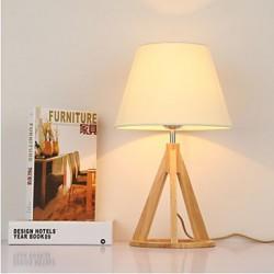 Bedside lamp, lamp, Desk lamp, European Solid Wood Study lamp