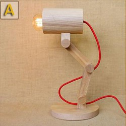 Woodwork Wood Decoration Lamp