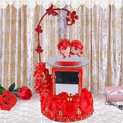Valentine'S Day Gifts Can Touch Dimmer Sweet Creative Marriage Home Furnishing Articles Practical Desk Lamp Led Light