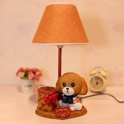 Valentine'S Day Head Of A Bed Resin Creative Home Furnishing Articles Practical Children Learn Desk Lamp Led Light